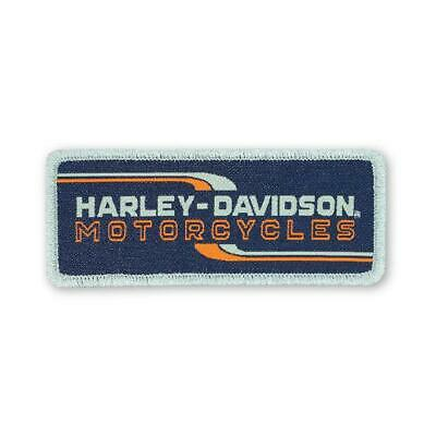 Harley-Davidson® Mens Lineation HDMC Woven Small Patch em340312
