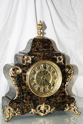 SETH THOMAS Mantel Antique Clock c/1899 - CLOCK TOTALLY RESTORED