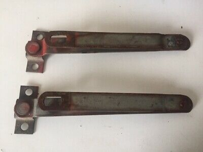 OEM 1964 1965 1966 Ford F100 F250 F350 Truck Rear Tail Gate Hinge Support Rods