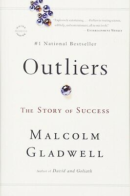 Outlier The Story Of Success By Malcolm Gladwell (E-BOOK) / PDF 😁