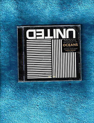 New Sealed Empires by Hillsong United CD, May-2015,  Free Shipping