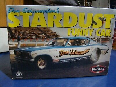 "Don Shumacher ""Stardust"" 1968 Cuda Funny Car 426 Hemi Factory Sealed Outside"