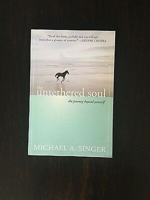 NEW The Untethered Soul Michael Singer USA Seller
