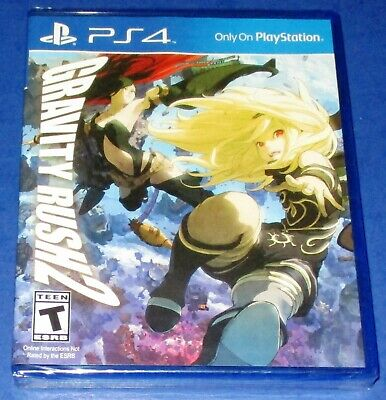 Gravity Rush 2 Sony Playstation 4 (PS4) - New - Sealed - Free Shipping!