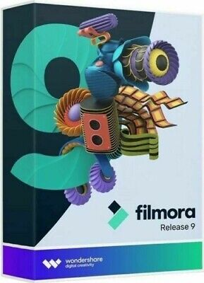 Wondershare Filmora Release 9, Full version, multi-language