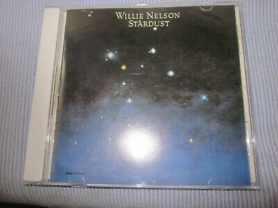 "Willie Nelson ""Stardust"" CD early Japan issue 35DP120"