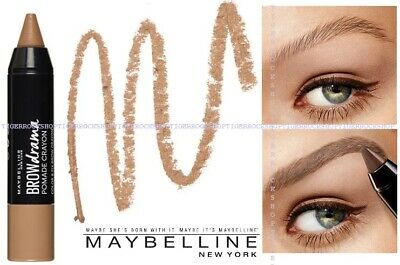 Maybelline Brow Drama Pomade Crayon shade is DARK BLONDE