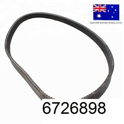 Bobcat Skid Steer  MAIN PUMP DRIVE BELT 6726898 EXPRESS AUST POST PLATINUM