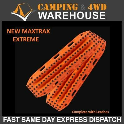 MAXTRAX 4WD Recovery Tracks - Max Trax Ramps 4x4 Sand Mud Snow - EXTREME