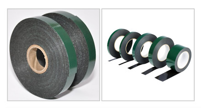 Double Sided Foam Tape Very High Bond Black Adhesive Heavy Duty Mounting Tape