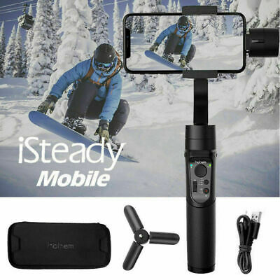 Hohem iSteady Mobile 3-Axis Handheld Smartphone Gimbal Stabilizer for iPhone UK