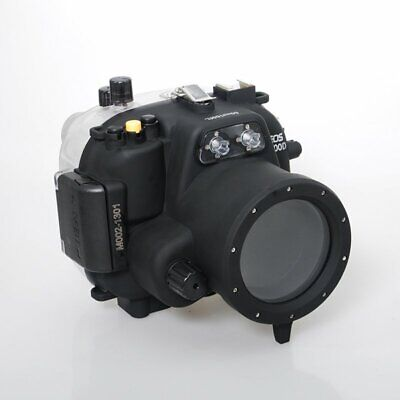 40M/130ft Waterproof Underwater Housing Case Cover For Canon EOS 600D 18-55mm