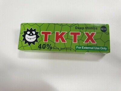 TKTX Green - Numbing Cream