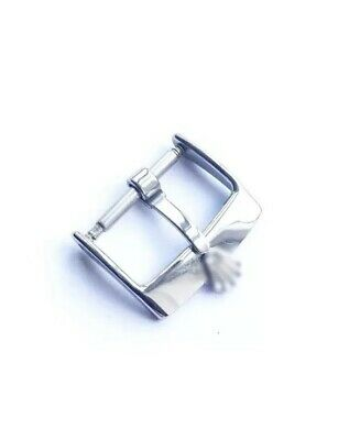 20Mm Stainless Steel Watch Strap Buckle, Will Fit 22Mm Rolex Strap