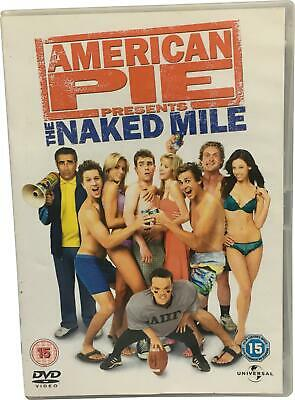 PRE-OWNED Universal American Pie Presents The Naked Mile Region 2 4 & 5 DVD