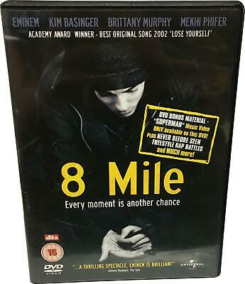 PRE-OWNED Universal Pictures - 8 Mile - DVD - Region 2 & 4