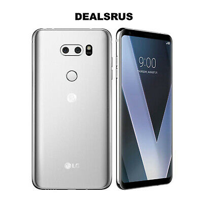 LG V30 H932 4G LTE 64GB GSM (T-Mobile Only) Smartphone Dual Camera 16MP