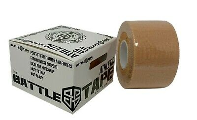 Goat Tape Scary Sticky CrossFit Weightlifting Gymnastic Athletic Tape Silly Soft Red and White