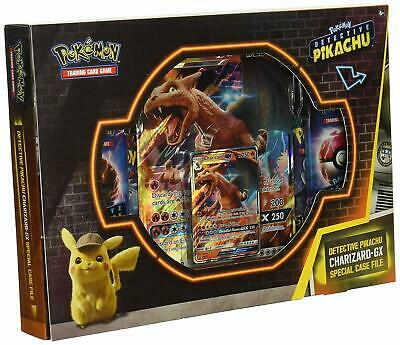 Pokemon TCG: Detective Charizard-GX Special Case File - Detective Pikachu -