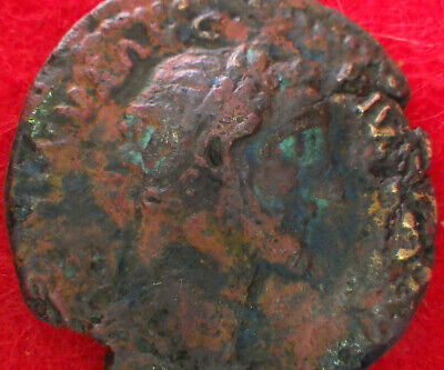 ANTONINUS PIUS    (Brilliant large coin: great color)   ROMAN COIN Collections