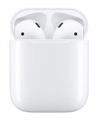Brand New Apple AirPods 2nd Gen with Charging Case **NEXT DAY DELIVERY**