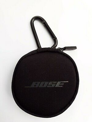 Small Bose Headphone Case Only black
