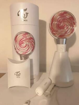 TWICE DOME TOUR 2019 Dreamday CANDY BONG PENLIGHT Lightstick Pink Official Goods