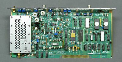 HP 3577A VNA Input Receiver Board (A1) 03577-66501, refurb tested good