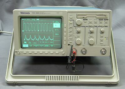 Tektronix TDS360 200MHz 1GSa/s Digital Oscilloscope, refurb tested good