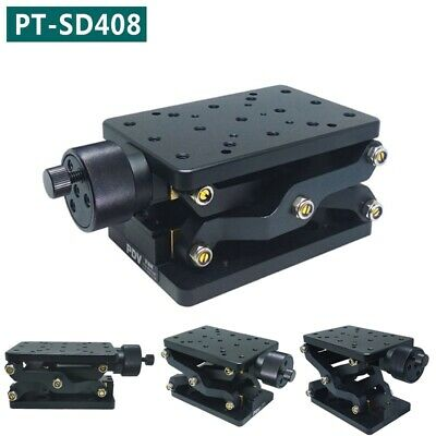 Linear Stage Z-Axis Trimming Platform Manual Travel Range 60mm PT-SD408