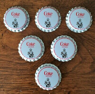 Vintage 1977-78 Coca Cola Ltd. Canada ~ Star Wars C-3PO ~ Unused Bottle Caps