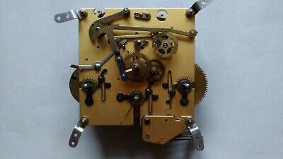 Vintage Westminster Clock Movement for Spares or Repair