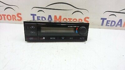 Nissan Xtrail T30 '01-04 A/C Heater Climate Control 27500-8H702 3J052-34700