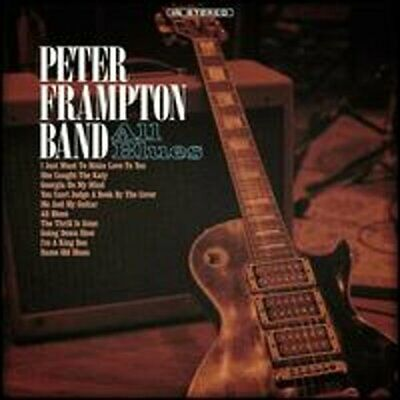 All Blues by Peter Frampton Band: New