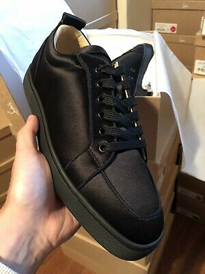 brand new 958a5 62307 CHRISTIAN LOUBOUTIN RANTULOW Mens Size 44.5 US Size 10.5 ...