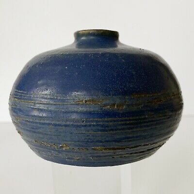 Richard Hirsch Art Pottery Studio Ceramic Abstract Modernist