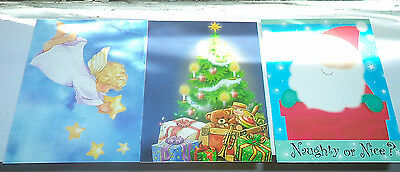 Lot of Christmas Cards 50 and 2 Thank You Cards With Envelopes