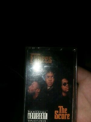 Fugees The Score Cassette Tape