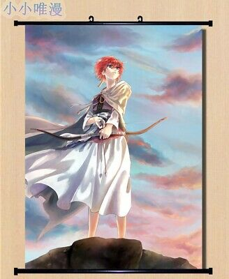 Hot Anime Akatsuki no Yona Wall Poster Scroll Home Decor cosplay s159