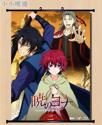 Japan Anime Akatsuki no Yona Home Decor Wall Scroll Decorate Poster 50x70 DG428
