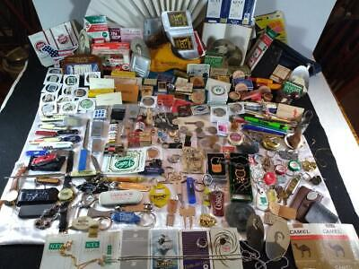 Junk Drawer LOT Lighters, knives, 925. gold filled, VINTAGE - HUGE LOT