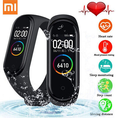 Globale Version Xiaomi Mi Band 4 Smart Watch AMOLED wasserdichtes Armband Lot