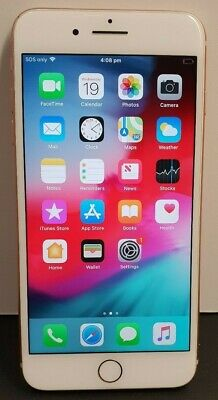 Apple iPhone 8 Plus - 256GB - Gold A1864