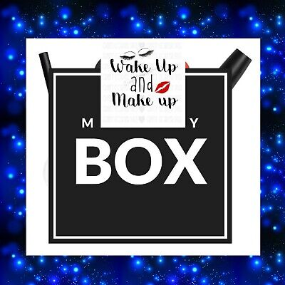 Makeup Beauty Box With Assorted Items Everything 100% Authentic and Sealed!  NEW
