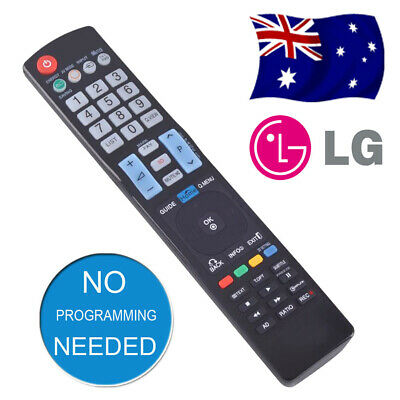 NEW UNIVERSAL LG 3D TV Remote Control for All types of LG TV AKB73615309 OZ