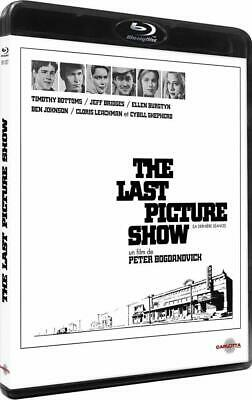 The Last Picture Show  La Derniere Seance Blu Ray  Neuf Sous Cellophane