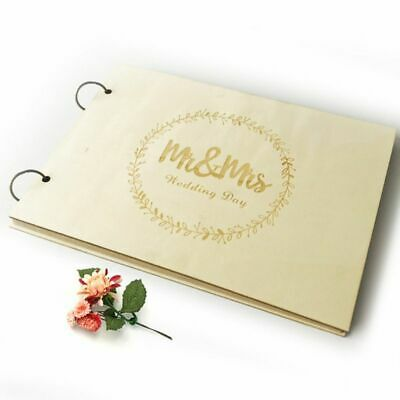 Guest Book Mdf 15cm Wooden Letters Freestanding Sign Gift Wedding