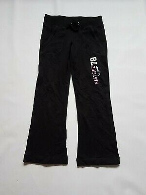 Girls ~ M&S Indigo ~ Joggers ~ Size 8 Years ~ Vgc ~ Ref Box A6