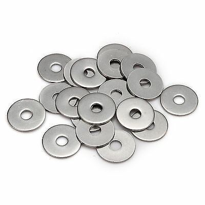 A2 Stainless Steel Penny Repair Flat Washer M3 M4 M5 M6 M8 M10 M12 M14 M16 M20