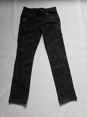 Girls ~ George ~ Jeans ~ Size 10-11 Years ~ Vgc ~ Ref Box A6